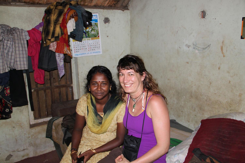 Fehérváry Andrea - Indiában